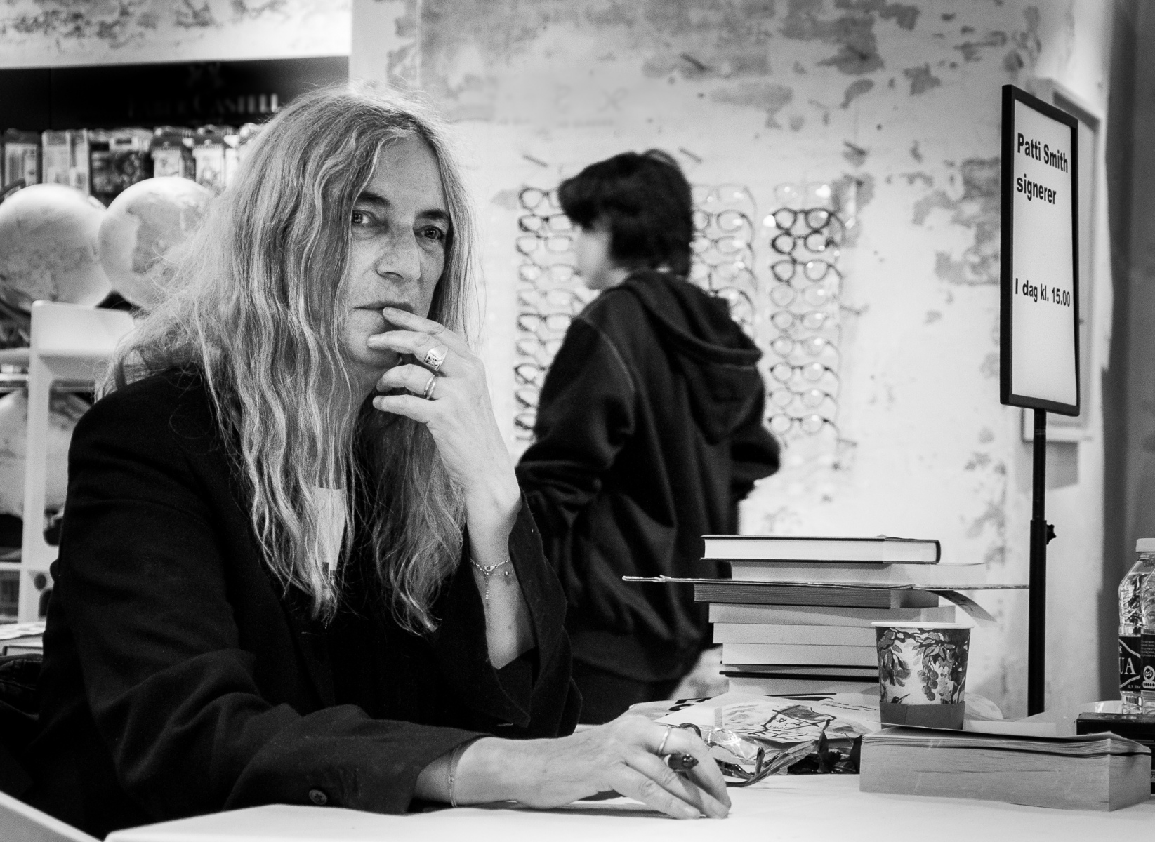 Patti-Smith-Politikens-Boghal-2016